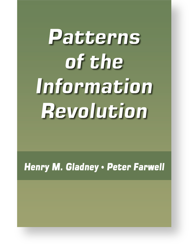 Information is for Everyone by Peter Farwell and Henry Gladney